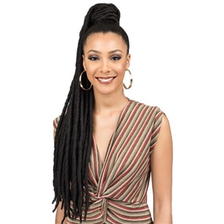 Glamourtress, wigs, weaves, braids, half wigs, full cap, hair, lace front, hair extension, nicki minaj style, Brazilian hair, crochet, hairdo, wig tape, remy hair, Lace Front Wigs, Remy Hair, Bobbi Boss Synthetic Speedy Up Do Drawstring Ponytail - SPUP42