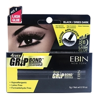 Glamourtress, wigs, weaves, braids, half wigs, full cap, hair, lace front, hair extension, nicki minaj style, Brazilian hair, crochet, hairdo, wig tape, remy hair, Lace Front Wigs, Remy Hair, Human Hair, Ebin New York GRIP BOND LATEX-FREE LASH ADHESIVE