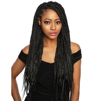 Glamourtress, wigs, weaves, braids, half wigs, full cap, hair, lace front, hair extension, nicki minaj style, Brazilian hair, crochet, hairdo, wig tape, remy hair, Lace Front Wigs, Mane Concept Afri Naptural Synthetic Hair Braid - BRD308 3X I DEFINE EASY