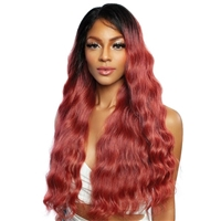Glamourtress, wigs, weaves, braids, half wigs, full cap, hair, lace front, hair extension, nicki minaj style, Brazilian hair, crochet, hairdo, wig tape, remy hair, Mane Concept Brown Sugar HD Invisible Whole Lace Wig - BSHI402 RENATA