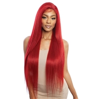 Glamourtress, wigs, weaves, braids, half wigs, full cap, hair, lace front, hair extension, nicki minaj style, Brazilian hair, crochet, hairdo, wig tape, remy hair, Mane Concept Brown Sugar Natural Hairline Lace Front Wig - BSN208 KENAI