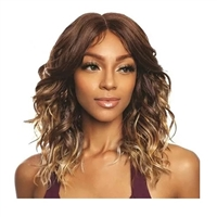 Glamourtress, wigs, weaves, braids, half wigs, full cap, hair, lace front, hair extension, nicki minaj style, Brazilian hair, crochet, hairdo, wig tape, remy hair, Lace Front Wigs, Mane Concept Synthetic Red Carpet HD Lace Front Wig - RCHD203 HEENA