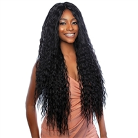 Glamourtress, wigs, weaves, braids, half wigs, full cap, hair, lace front, hair extension, nicki minaj style, Brazilian hair, crochet, hairdo, wig tape, remy hair, Lace Front Wigs, Mane Concept Synthetic Red Carpet HD Transparent Lace Front Wig - RCHT208