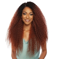 Glamourtress, wigs, weaves, braids, half wigs, full cap, hair, lace front, hair extension, nicki minaj style, Brazilian hair, crochet, hairdo, wig tape, remy hair, Lace Front Wigs, Mane Concept Synthetic Red Carpet 13x7 HD Limitless Lace Wig - RCHL206 WIN