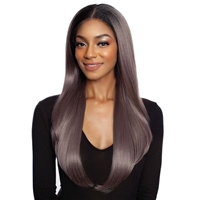 Glamourtress, wigs, weaves, braids, half wigs, full cap, hair, lace front, hair extension, nicki minaj style, Brazilian hair, crochet, hairdo, wig tape, remy hair, Mane Concept Red Carpet Natural Scalp Lace Front Wig - RCNS01 ANISE