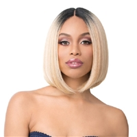 Glamourtress, wigs, weaves, braids, half wigs, full cap, hair, lace front, hair extension, nicki minaj style, Brazilian hair, crochet, hairdo, wig tape, remy hair, Lace Front Wigs, It's a wig Synthetic Wig - MOON LIGHT