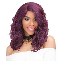 Glamourtress, wigs, weaves, braids, half wigs, full cap, hair, lace front, hair extension, nicki minaj style, Brazilian hair, crochet, hairdo, wig tape, remy hair, Janet Collection 100% Brazilian Human Hair Brazilian Scent Pre-Tweezed Wig Kess