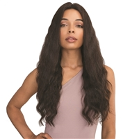 Glamourtress, wigs, weaves, braids, half wigs, full cap, hair, lace front, hair extension, nicki minaj style, Brazilian hair, crochet, hairdo, wig tape, remy hair, Janet Collection 100% Virgin Remy Human Hair Natural Deep Part Lace Wig - DAVITA 24