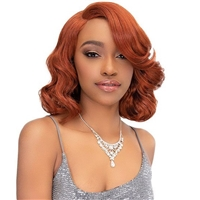 Glamourtress, wigs, weaves, braids, half wigs, full cap, hair, lace front, hair extension, nicki minaj style, Brazilian hair, crochet, hairdo, wig tape, remy hair, Lace Front Wigs, Remy Hair, Human Hair, Janet Collection Premium Extended Lace - OPRAH