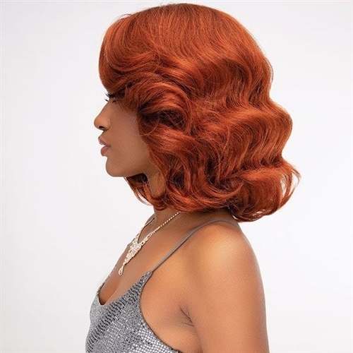 Janet Collection Premium Fiber Extended Part Lace Front Wig Oprah