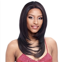 Glamourtress, wigs, weaves, braids, half wigs, full cap, hair, lace front, hair extension, nicki minaj style, Brazilian hair, crochet, hairdo, wig tape, remy hair, Lace Front Wigs, Remy Hair,Janet Collection Synthetic Whole Lace Wig Christi