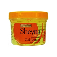 Glamourtress, wigs, weaves, braids, half wigs, full cap, hair, lace front, hair extension, nicki minaj style, Brazilian hair, crochet, hairdo, wig tape, remy hair, Lace Front Wigs, Remy Hair, Eco Sheyna Sheen Curl Activator - 14oz