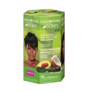 Creme Of Nature Argan Oil Buttermilk Leave In Hair Milk 8oz
