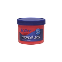 Glamourtress, wigs, weaves, braids, half wigs, full cap, hair, lace front, hair extension, nicki minaj style, Brazilian hair, crochet, hairdo, wig tape, remy hair, Lace Front Wigs, Softee Maximum Control Marcel Wax - 3.5oz