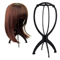 Glamourtress, wigs, weaves, braids, half wigs, full cap, hair, lace front, hair extension, nicki minaj style, Brazilian hair, crochet, hairdo, wig tape, remy hair, Lace Front Wigs, Remy Hair, Human Hair, Black Collapsible Wig Stand