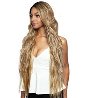 Glamourtress, wigs, weaves, braids, half wigs, full cap, hair, lace front, hair extension, nicki minaj style, Brazilian hair, crochet, hairdo, wig tape, remy hair, Mane Concept Brown Sugar Flat & Lay Lace Wig - BSL205 CHAMOMILE