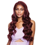 Glamourtress, wigs, weaves, braids, half wigs, full cap, hair, lace front, hair extension, nicki minaj style, Brazilian hair, crochet, hairdo, wig tape, remy hair, Lace Front Wigs, Mane Concept Red Carpet Synthetic Hair Lace Front Wig - RCF602 CHARDONNAY