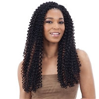 Glamourtress, wigs, weaves, braids, half wigs, full cap, hair, lace front, hair extension, nicki minaj style, Brazilian hair, crochet, hairdo, wig tape, remy hair, Lace Front Wigs, Remy Hair, Human Hair, Model Model Synthetic Glance Crochet Braid - NEW WA