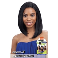 Glamourtress, wigs, weaves, braids, half wigs, full cap, hair, lace front, hair extension, nicki minaj style, Brazilian hair, crochet, hairdo, wig tape, remy hair, Lace Front Wigs, Remy Hair, Model Model Synthetic Freedom Part Lace Wig NUMBER 102