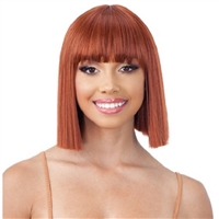 Glamourtress, wigs, weaves, braids, half wigs, full cap, hair, lace front, hair extension, nicki minaj style, Brazilian hair, crochet, hairdo, wig tape, remy hair, Lace Front Wigs, Model Model Synthetic Mint Wig M-03