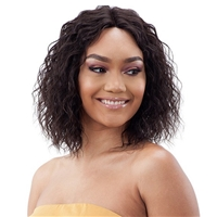 Glamourtress, wigs, weaves, braids, half wigs, full cap, hair, lace front, hair extension, nicki minaj style, Brazilian hair, crochet, hairdo, wig tape, remy hair, Lace Front Wigs, Model Model Nude Brazilian Natural Human Hair Lace Part Wig ALISSA
