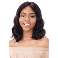 Glamourtress, wigs, weaves, braids, half wigs, full cap, hair, lace front, hair extension, nicki minaj style, Brazilian hair, crochet, hairdo, wig tape, Model Model 100% Human Hair Nude Flawless HD Lace Front Wig - FA 001