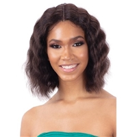 Glamourtress, wigs, weaves, braids, half wigs, full cap, hair, lace front, hair extension, nicki minaj style, Brazilian hair, crochet, hairdo, wig tape, Model Model 100% Human Hair Nude Flawless HD Lace Front Wig - FA 002