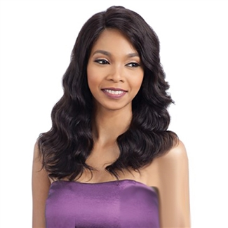 Glamourtress, wigs, weaves, braids, half wigs, full cap, hair, lace front, hair extension, nicki minaj style, Brazilian hair, crochet, hairdo, wig tape, remy hair, Model Model Nude Unprocessed Remy 100% Human Hair Premium Lace Front Wig Natural Loose Wave