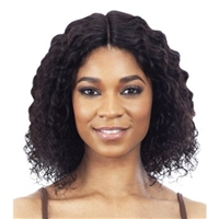 Glamourtress, wigs, weaves, braids, half wigs, full cap, hair, lace front, hair extension, nicki minaj style, Brazilian hair, crochet, hairdo, wig tape, remy hair, Lace Front Wigs, Model Model Nude 100% Human Hair Brazilian Premium C-Part Wig - ALEXIA