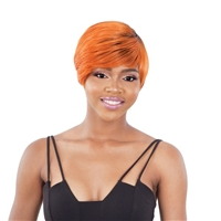 Glamourtress, wigs, weaves, braids, half wigs, full cap, hair, lace front, hair extension, nicki minaj style, Brazilian hair, crochet, hairdo, wig tape, remy hair, Lace Front Wigs, MODEL MODEL SYNTHETIC PREMIUM WIG - BELVA