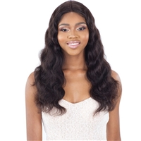 Glamourtress, wigs, weaves, braids, half wigs, full cap, hair, lace front, hair extension, nicki minaj style, Brazilian hair, crochet, hairdo, wig tape, remy hair, Lace Front Wigs, Model Model Galleria 100% Virgin Human Hair Lace Front Wig BD22