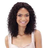 Glamourtress, wigs, weaves, braids, half wigs, full cap, hair, lace front, hair extension, nicki minaj style, Brazilian hair, crochet, hairdo, wig tape, remy hair, Lace Front Wigs, Model Model Galleria 100% Virgin Human Hair Lace Front Wig DW14