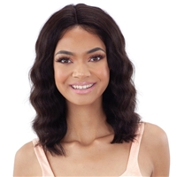 Glamourtress, wigs, weaves, braids, half wigs, full cap, hair, lace front, hair extension, nicki minaj style, Brazilian hair, crochet, hairdo, wig tape, remy hair, Lace Front Wigs, Model Model Galleria 100% Virgin Human Hair Lace Front Wig LD14