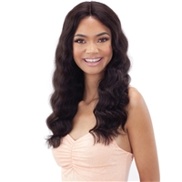 Glamourtress, wigs, weaves, braids, half wigs, full cap, hair, lace front, hair extension, nicki minaj style, Brazilian hair, crochet, hairdo, wig tape, remy hair, Lace Front Wigs, Model Model Galleria 100% Virgin Human Hair Lace Front Wig LD22