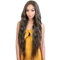 Glamourtress, wigs, weaves, braids, half wigs, full cap, hair, lace front, hair extension, nicki minaj style, Brazilian hair, crochet, hairdo, wig tape, remy hair, Lace Front Wigs, Motown Tress Let's Lace Spin Part Synthetic Lace Wig - LDP SPIN70