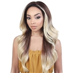 Glamourtress, wigs, weaves, braids, half wigs, full cap, hair, lace front, hair extension, nicki minaj style, Brazilian hair, crochet, hairdo, wig tape, remy hair, Lace Front Wigs, Motown Tress Let's Lace Spin Part Synthetic Lace Wig - LDP SPIN72