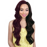 Glamourtress, wigs, weaves, braids, half wigs, full cap, hair, lace front, hair extension, nicki minaj style, Brazilian hair, crochet, hairdo, wig tape, remy hair, Lace Front Wigs, Motown Tress Synthetic Deep Part Let's Lace Wig - LDP TASHA