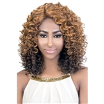 Glamourtress, wigs, weaves, braids, half wigs, full cap, hair, lace front, hair extension, nicki minaj style, Brazilian hair, crochet, hairdo, wig tape, remy hair, Lace Front Wigs, Motown Tress Let's Lace Wig Extra Deep Part -  LXP KAY