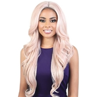 Glamourtress, wigs, weaves, braids, half wigs, full cap, hair, lace front, hair extension, nicki minaj style, Brazilian hair, crochet, hairdo, wig tape, remy hair, Lace Front Wigs, Motown Tress Synthetic Hair Let's Lace Wig - LDP TRUDY