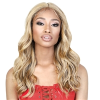 Glamourtress, wigs, weaves, braids, half wigs, full cap, hair, lace front, hair extension, nicki minaj style, Brazilian hair, crochet, hairdo, wig tape, remy hair, Lace Front Wigs, Motown Tress Seduction Synthetic Lace Deep Part Wig - LP.HOLLY