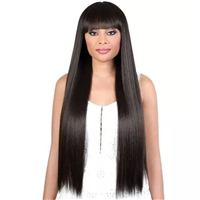 Glamourtress, wigs, weaves, braids, half wigs, full cap, hair, lace front, hair extension, nicki minaj style, Brazilian hair, crochet, hairdo, wig tape, remy hair, Lace Front Wigs,Motown Tress Synthetic Curlable Wig - JULIET 32