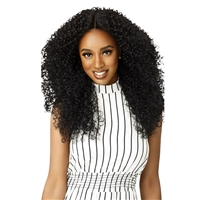 Glamourtress, wigs, weaves, braids, half wigs, full cap, hair, lace front, hair extension, nicki minaj style, Brazilian hair, crochet, hairdo, wig tape, remy hair, Lace Front Wigs, ROutre Big Beautiful Hair Lace Front Wig - 3A BOMBSHELL BOUNCE
