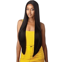 Glamourtress, wigs, weaves, braids, half wigs, full cap, hair, lace front, hair extension, nicki minaj style, Brazilian hair, remy hair, Lace Front Wigs, Outre The Daily Wig Synthetic Hair Lace Part Wig - KYLA