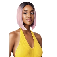 Glamourtress, wigs, weaves, braids, half wigs, full cap, hair, lace front, hair extension, nicki minaj style, Brazilian hair, crochet, hairdo, wig tape, remy hair, Lace Front Wigs, Remy Hair, Outre The Daily Wig Synthetic Hair Lace Part Wig - RYAN