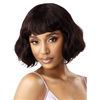 Glamourtress, wigs, weaves, braids, half wigs, full cap, hair, lace front, hair extension, nicki minaj style, Brazilian hair, crochet, hairdo, wig tape, remy hair, Outre Mytresses Purple Label 100% Unprocessed Human Hair Wig - HH MAGNOLIA