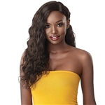 Glamourtress, wigs, weaves, braids, half wigs, full cap, hair, lace front, hair extension, nicki minaj style, Brazilian hair, remy hair, Lace Front Wigs, Outre 100% Unprocessed Human Hair Lace Part Daily Wig - LOOSE CURL 24""