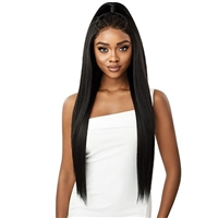 Glamourtress, wigs, weaves, braids, half wigs, full cap, hair, lace front, hair extension, nicki minaj style, Brazilian hair, crochet, hairdo, wig tape, remy hair, Lace Front Wigs, Outre Perfect Hairline Synthetic 13X6 Lace Front Wig - SHADAY 32