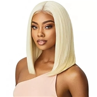 Glamourtress, wigs, weaves, braids, half wigs, full cap, hair, lace front, hair extension, nicki minaj style, Brazilian hair, crochet, hairdo, wig tape, remy hair, Lace Front Wigs, Outre Perfect Hairline 13X4 Synthetic HD Lace Wig - TIANNA