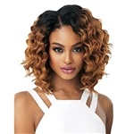 Glamourtress, wigs, weaves, braids, half wigs, full cap, hair, lace front, hair extension, nicki minaj style, Brazilian hair, crochet, hairdo, wig tape, remy hair, Lace Front Wigs, Outre Premium Purple Pack Long Series 3PCS Weave - DIVA WAVE LONG