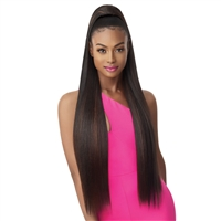Glamourtress, wigs, weaves, braids, half wigs, full cap, hair, lace front, hair extension, nicki minaj style, Brazilian hair, crochet, hairdo, wig tape, remy hair, Lace Front Wigs, Remy Hair, Outre Pretty Quick Pony Nadirah 32